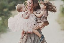 Mother and bb/kids