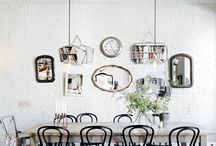 Dining rooms / by Sarah Berg