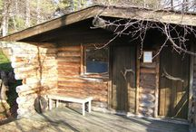 sauna in Kaamanen / Sauna#
