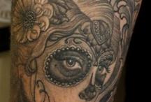 Tattoos / by Hahne Hefferton