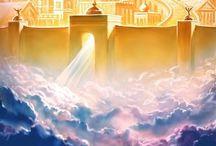 Небесный ИЕРУСАЛИМ!