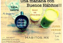 Nuevos hábitos