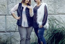 Polish plus size models