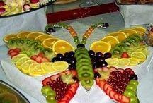 meyve süslemeleri