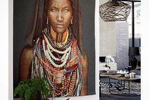 Afryką w mieszkaniu