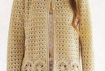 hačkovanie sveter