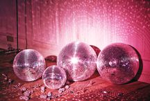 Dreaming of DISCO BALLS