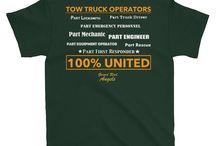 GRA Towing T-Shirts