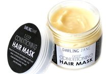 Hair Products / Hair Masks are an excellent way to moisturize your hair. Our mixture of natural ingredients in our masks will leave your hair smooth, soft and nourished.