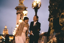 Paris Wedding -in colour