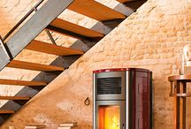 Mcz Hydro Wood pellet Stoves / Mcz Hydro pellet stoves, which heat domestic water and your radiators