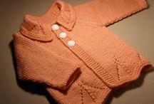 pletené a háčkované svetříky,svetry