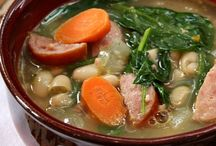 Stews, Soups, and other Comfort Foods
