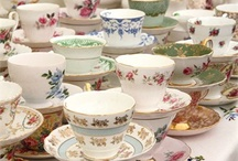 China cup collection / by Joan Duffy