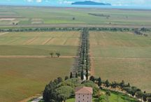 Locations / Suggested locations for your weddings and events in Maremma and Southern Tuscany