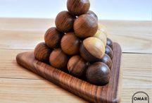 Handmade wooden toys by Omar Handmade