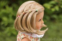 Girlie  hairstyles