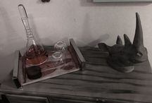 whiskey decanters