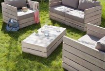 up cycling pallets