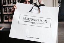 MAISONMAISON PAPANIKOLAOU Linen Stores / stylish MAISONMAISON