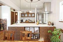 キッチン / キッチンの建築・インテリア実例 by ジャストの家