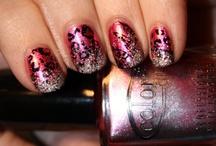 Amazing Nails / by Stefanie C