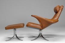 GÖSTA BERG AND STENERIK ERIKSSON / furniture