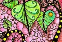 dibujos en colores