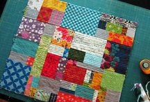Quilting, smalls / Candle mats, and mug rugs and random small things that are quilted.