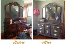 before-after furniture
