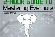 All Evernote, All the Time! / The many ways to use Evernote and tips and tricks on mastering it.