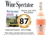 Wine Spectator Ratings