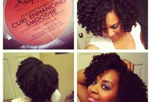 Curl Care for Naturals