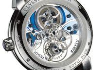 Watches: Ulysse Nardin / Ulysse Nardin - Since 1846 - Le Locle - Suisse - www.ulysse-nardin.com