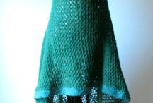 other's crochet /knitting