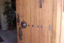 Kapı tokmağı safranbolu