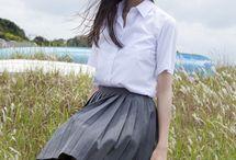 Ayami Nakajo 中条あやみ / Japanese Model