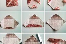 Cajitas&Sobres de Papel&Carton