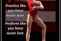Practice hard compete harder