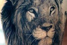 Leeuwentatoeage