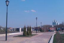 Smolensk, Western Russia