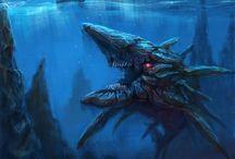Pathfinder Monster