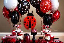 Birthday - ladybug