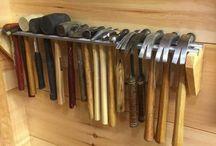 Werkzeugaufbewahrung