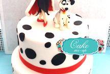 Topper made by Cake me-up / Decorazioni in pasta di zucchero