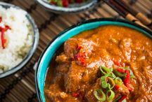 India / Lekkere recepten met curry's en overige recepten