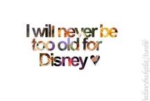 Disney Forever!  / by Regina Rowley