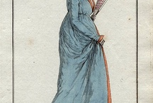Regency Fashion Plates 1795-1830 / by Regency Regalia