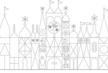 It's a small world after all / Ideias para quarto
