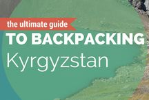 Backpacking bucketlist
